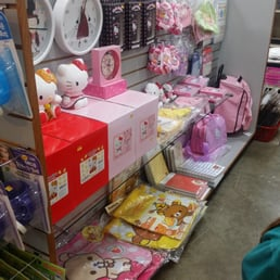 Photo of Shin Shin Enterprises - Lakewood, WA, United States. Hello Kitty items