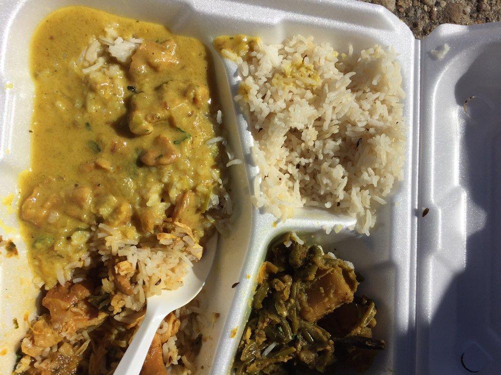 Taste of India: 1800 Cemetery Rd, San Jon, NM