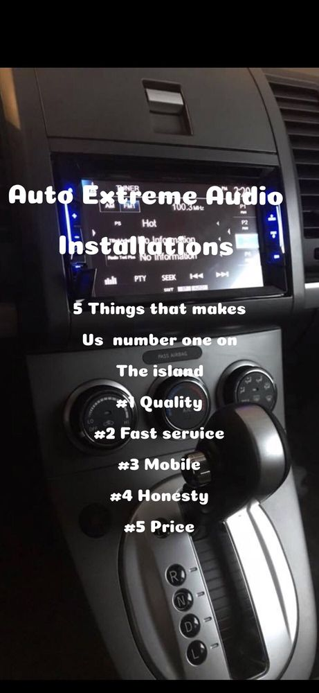 Auto Extreme Audio Installations: Victoria, BC