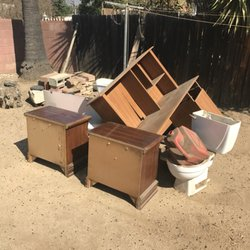 Photo Of Hauling In The Valley  Junk Removal Service   Van Nuys, CA,.  Unwanted Furniture Removal