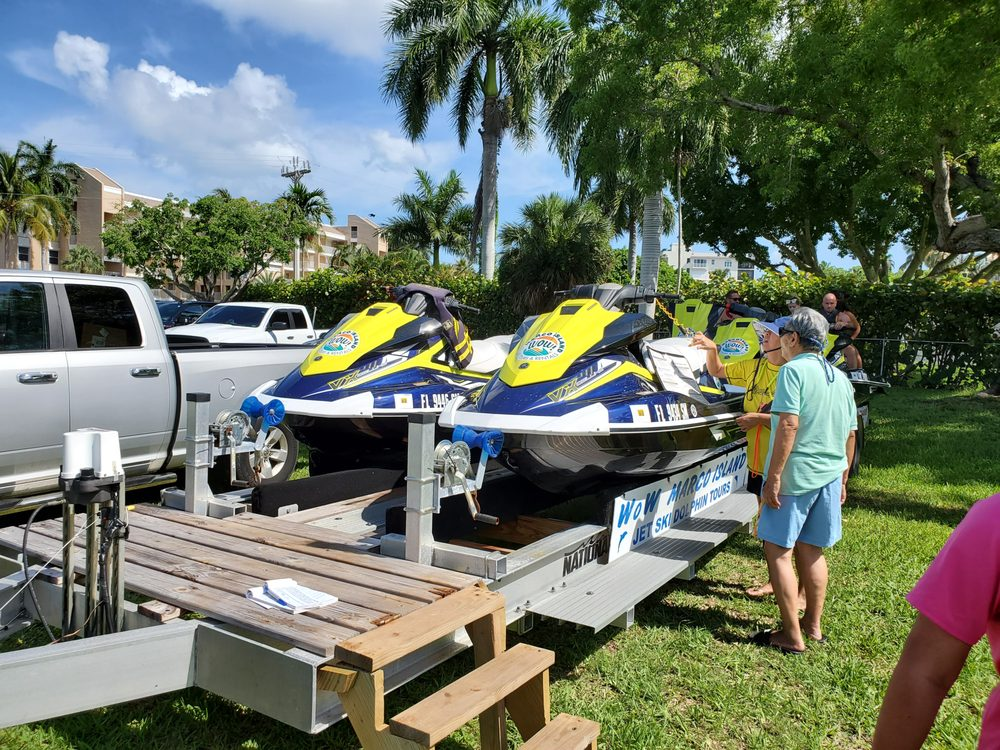 Wow - Marco Island Jet Ski Tours and Rentals: 909 Collier Ct, Marco Island, FL