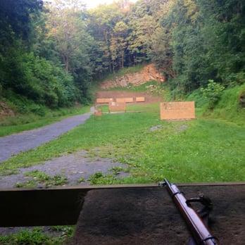 Easton fish game gun rifle range 2595 redington rd for Pa fish and game