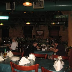 Photo Of Cafe Buonaro S Naperville Il United States Dining Room View