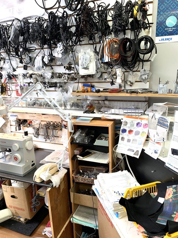Sewing Machines: 6 North Central Ave, Hartsdale, NY