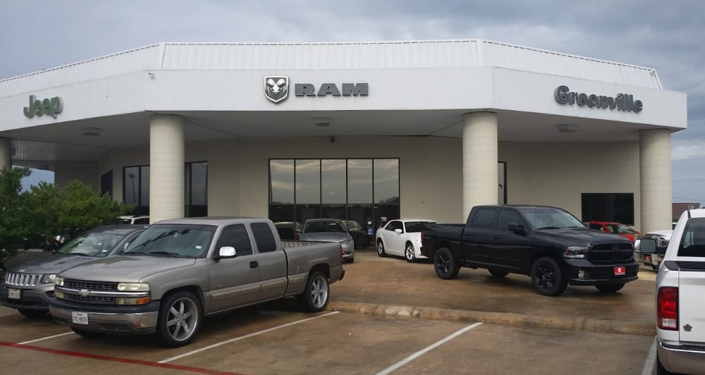 Charming Photo Of Greenville Chrysler Dodge Jeep Ram   Greenville, TX, United States