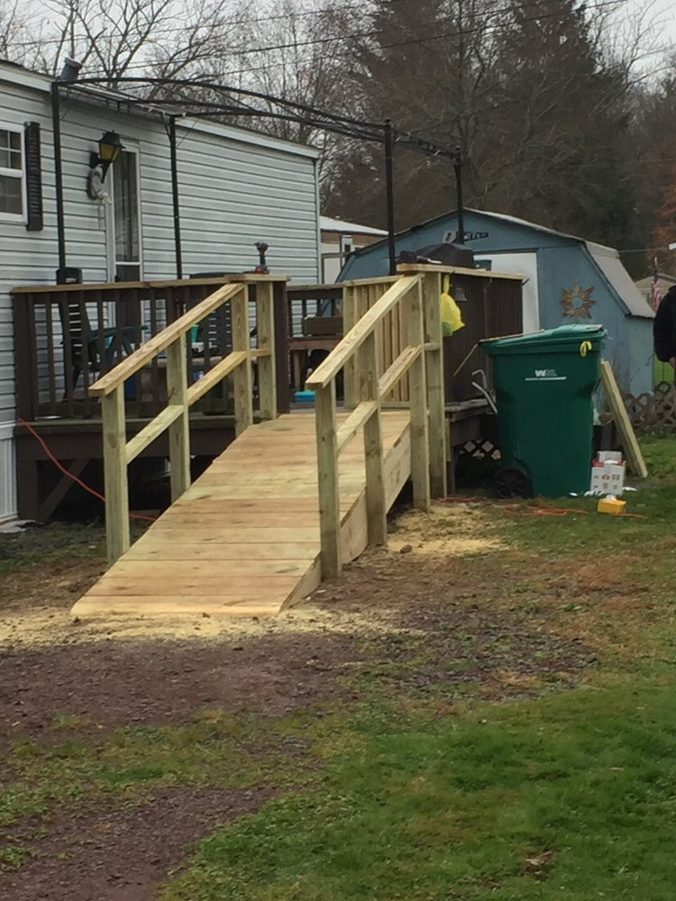 Potts & Potts Family Contractor: Tobyhanna, PA