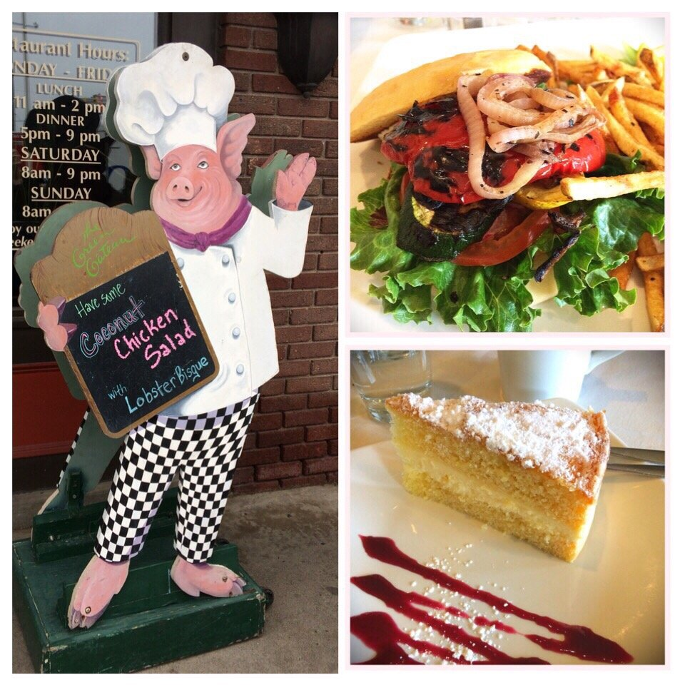 Food Delivery Lincoln Ne: Photos For The Green Gateau