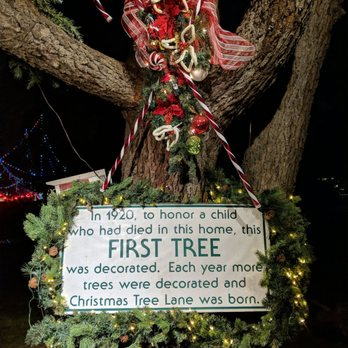 Christmas Tree Lane Fresno.Christmas Tree Lane 217 Photos 56 Avis Couleur Locale