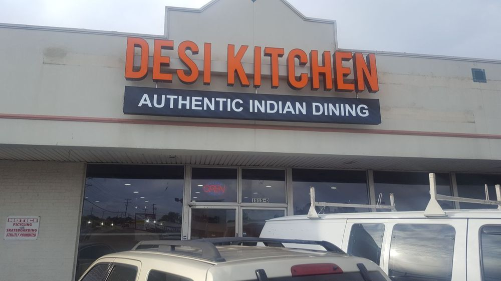 Desi Kitchen Arlington Menu