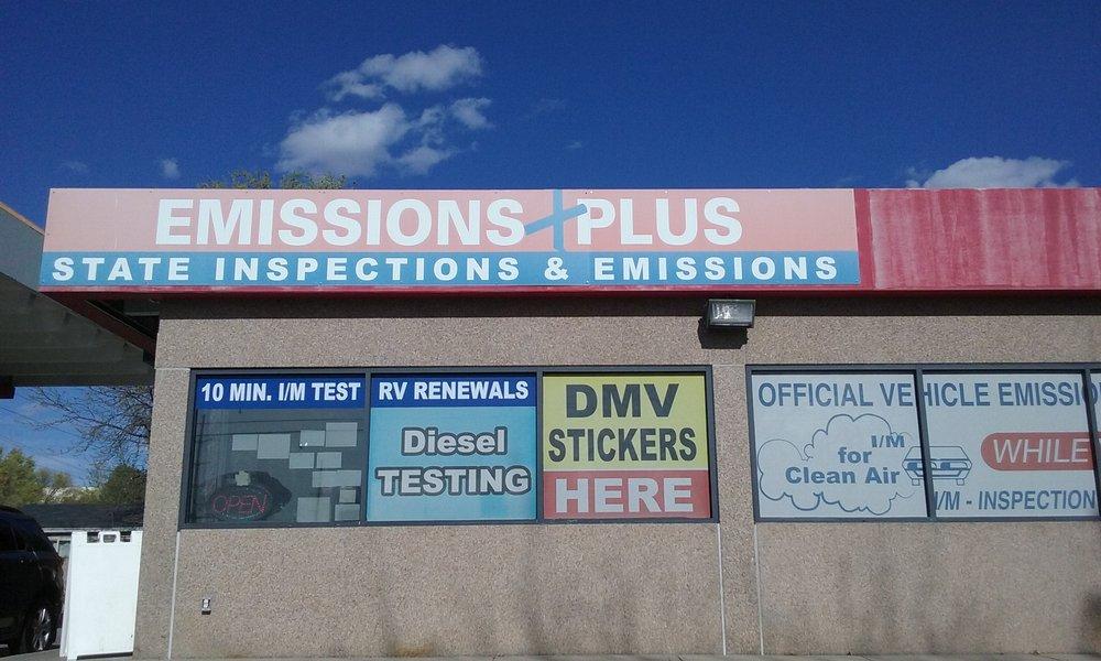 Emissions Plus: 510 E 3900 S, South Murray, UT
