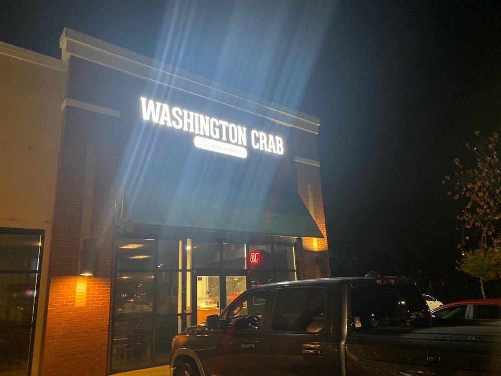 Washington Crab: 744 SW Greenville Blvd, Greenville, NC