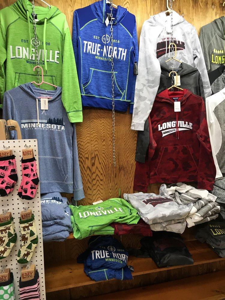 Northwoods Sport & Gift Shop: 1494 County Road 5, Longville, MN