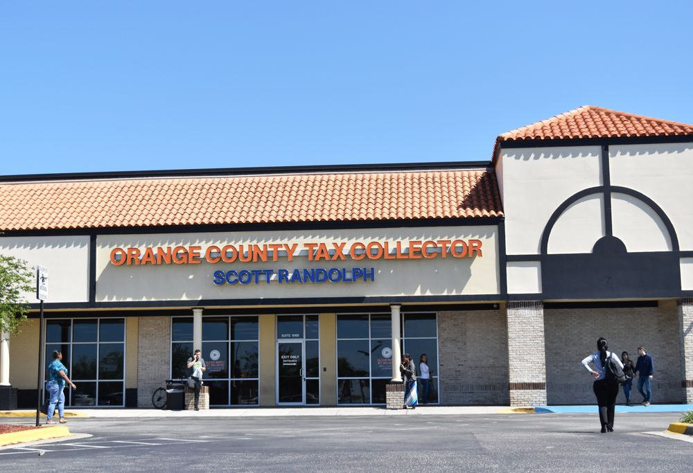 Orange County Tax Collector - Sand Lake: 730 Sand Lake Rd, Orlando, FL