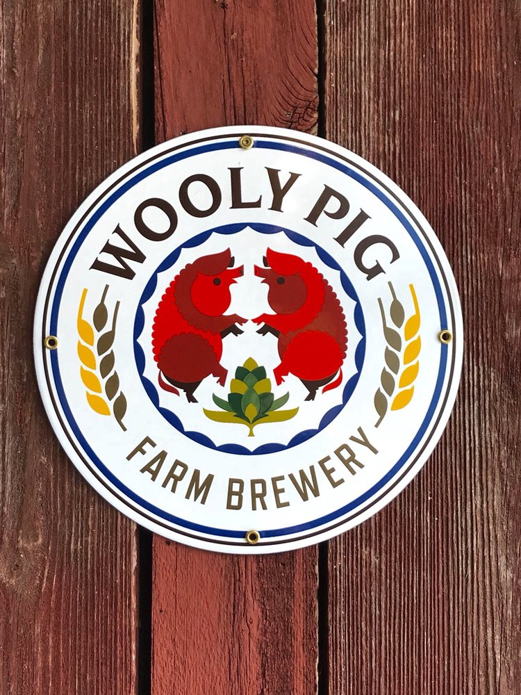 Wooly Pig Farm Brewery: 23631 Township Rd 167, Fresno, OH