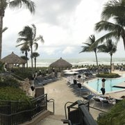 Fl Photo Of Lido Beach Tiki Bar At The Ritz Carlton Club Sarasota