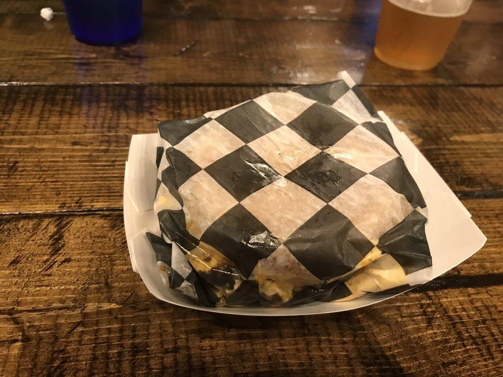 Food Freaks Unique Burger: 720 Wilkesboro St, Mocksville, NC