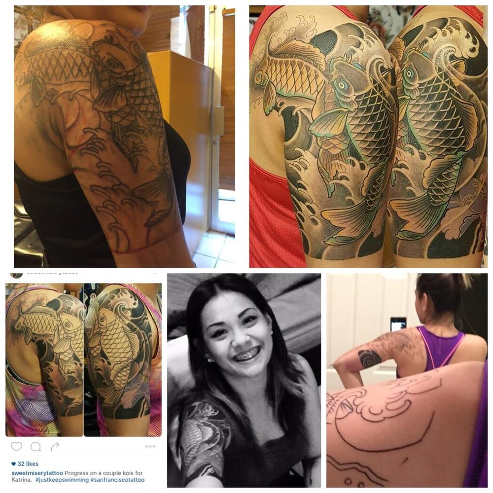 Moth and Dagger Tattoo Studio: 610 Bush St, San Francisco, CA