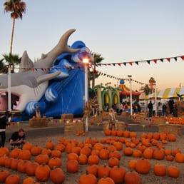 La Habra Pumpkin Patch On Beach Blvd