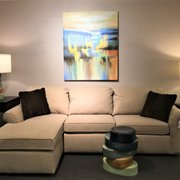 Classic Salon Leather Set Photo Of Furniture2Go   Fairfax, VA, United  States. Sectionals Small, Medium ...
