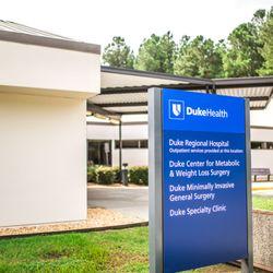 Yelp Reviews for Duke Regional Hospital Spine and Neurosciences