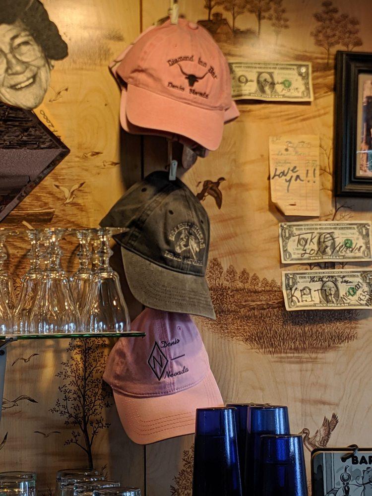 diamond inn bar: 200 Pueblo Blvd, Denio, NV