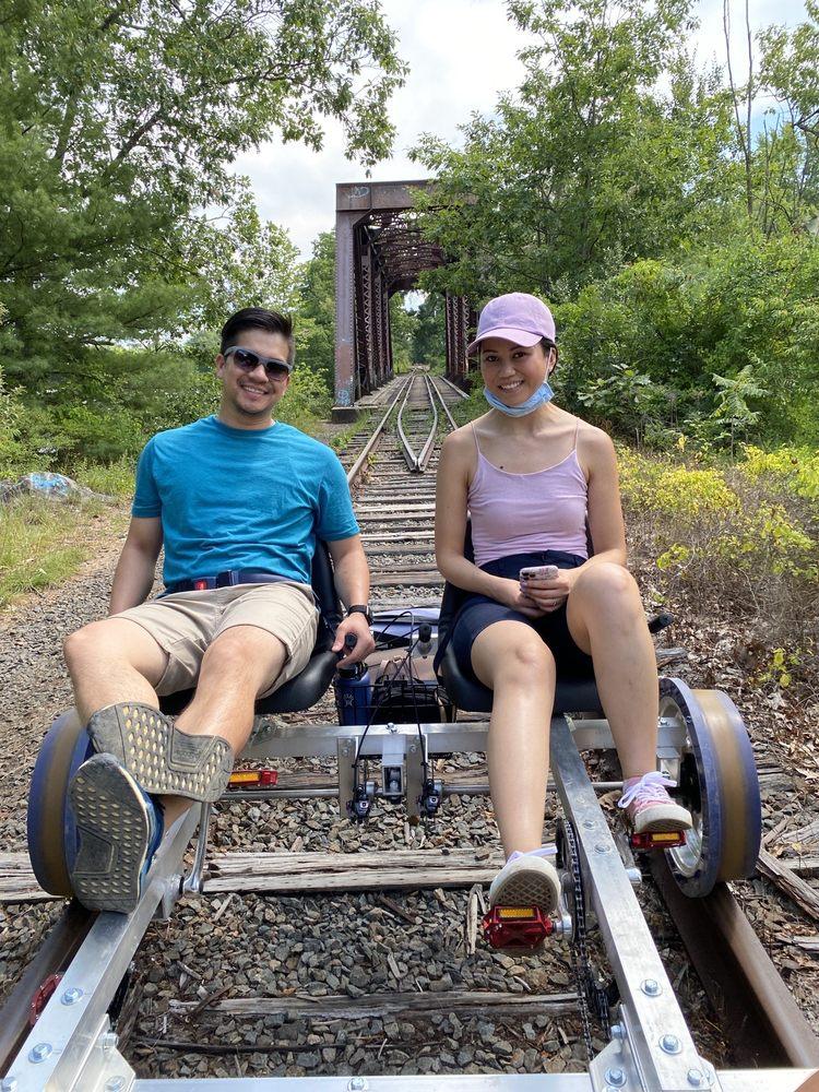 Scenic RailRiders: 188 Sewalls Falls Rd, Concord, NH