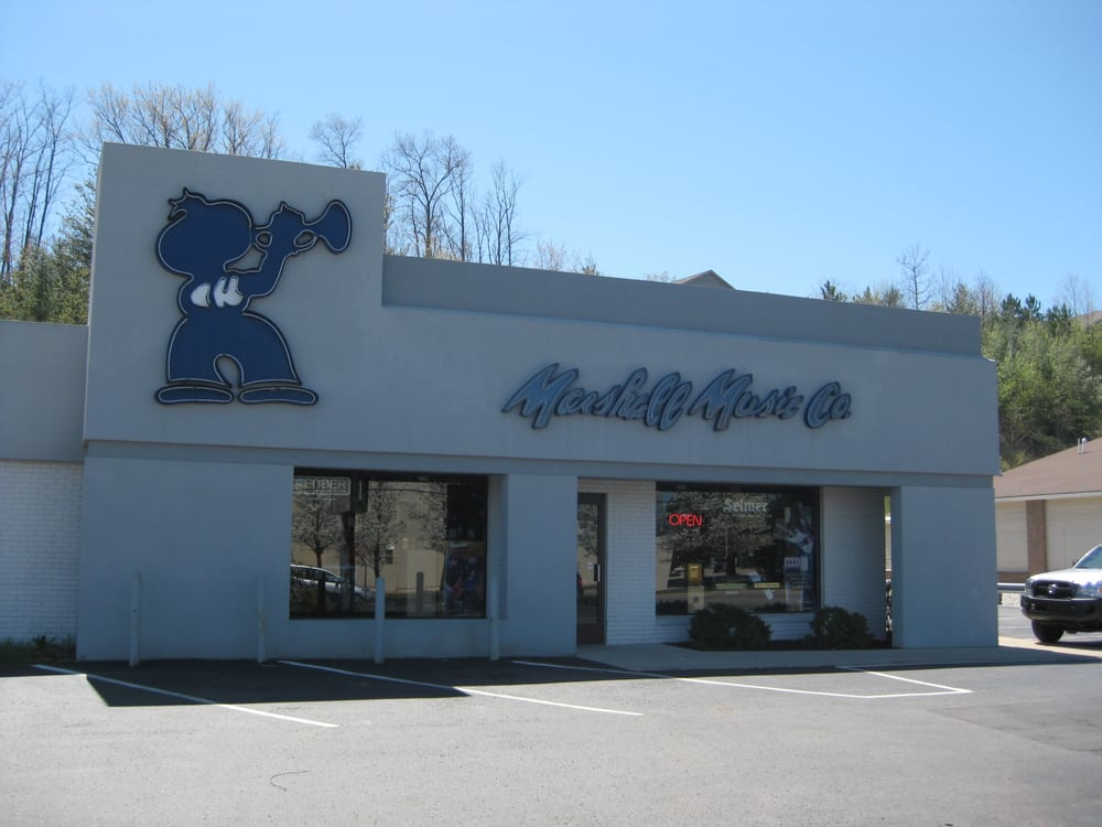 Marshall Music Co: 1197 W South Airport Rd, Traverse City, MI