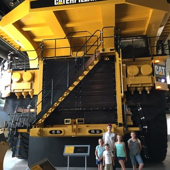 Caterpillar Visitors Center - 2019 All You Need to Know BEFORE You