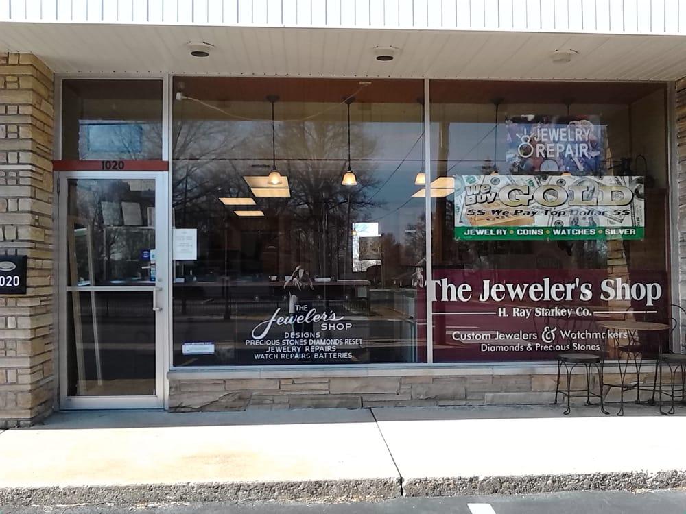 The Jewelers Shop: 1020 Saint Francois St, Florissant, MO
