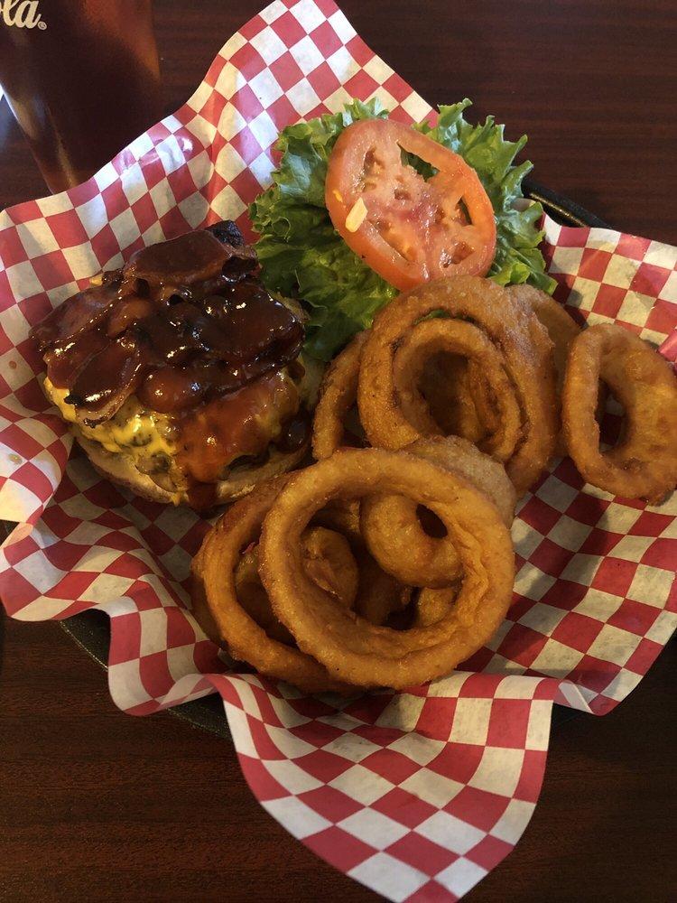 Heidi's Two Wheel Cafe: 1475 W Market St, Smithfield, NC