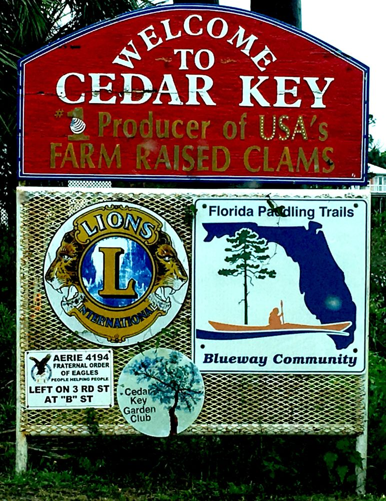 City of Cedar Key: 490 2nd St, Cedar Key, FL