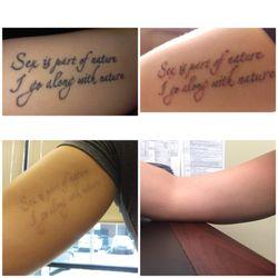 Moran Laser & Salon - 42 Photos & 40 Reviews - Tattoo Removal - 5515 ...