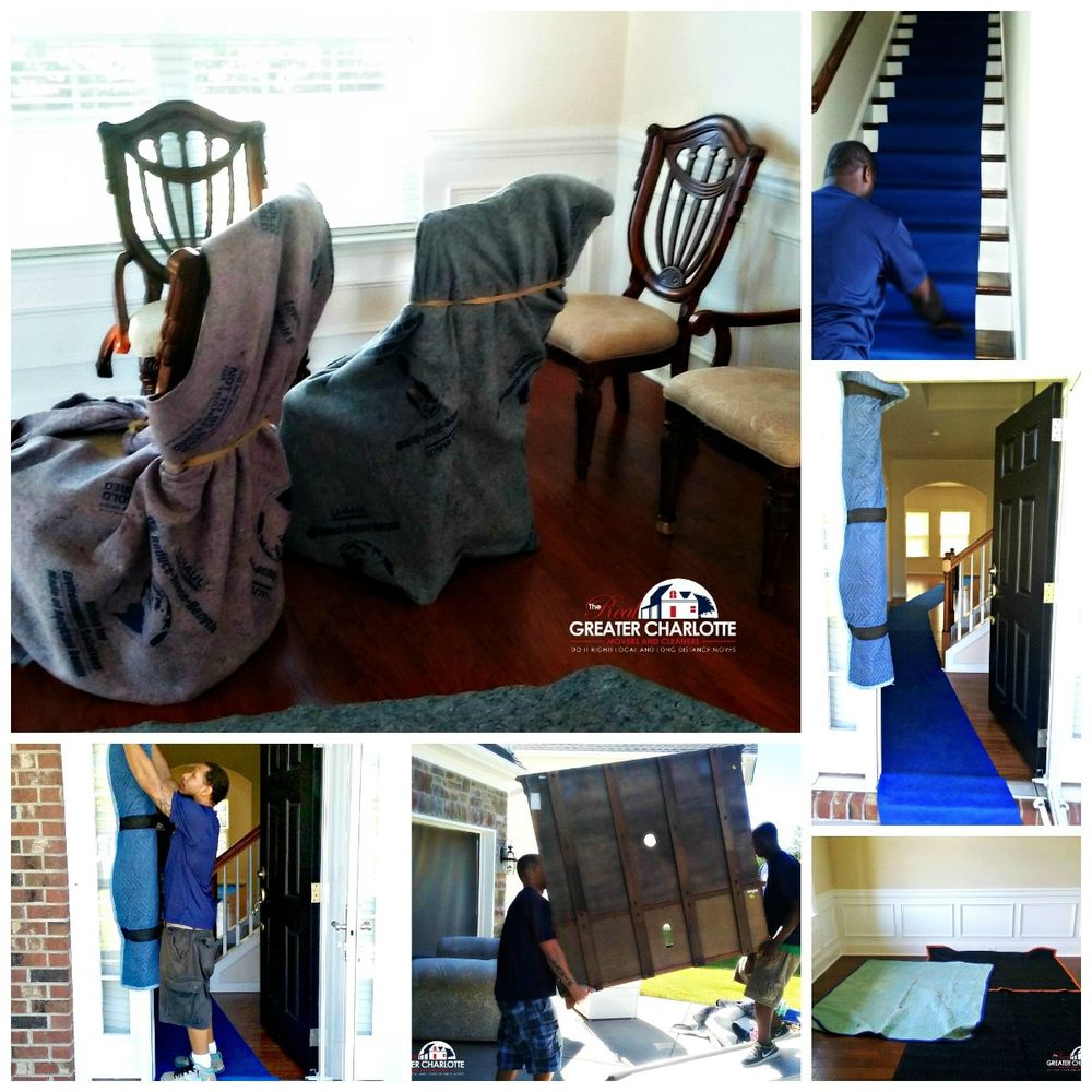 The Real Greater Charlotte Movers Cleaners 124 Matthews Indian Trail Rd Nc Phone Number Yelp