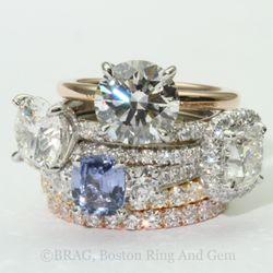Photo Of Brag Boston Ring And Gem Ma United States