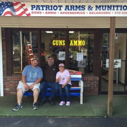 Patriot Arms & Munitions - Guns & Ammo - 584 Rt 6 209