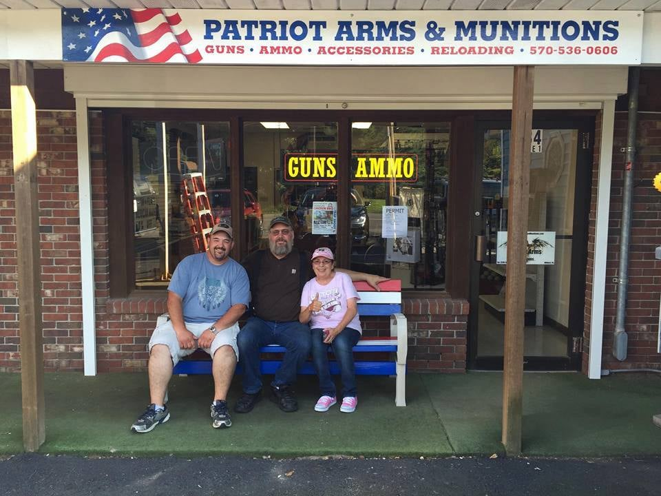Patriot Arms & Munitions: 584 Rt 6 209, Milford, PA