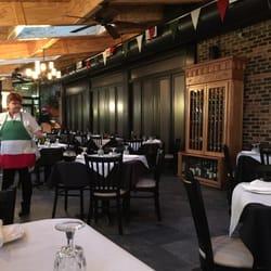 Photo Of La Villa Restaurant Chicago Il United States Behind Those Panels