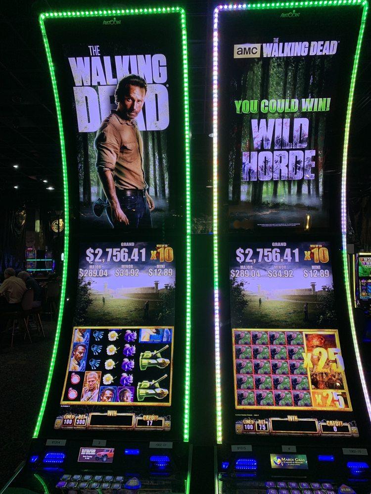 Mardi Gras Casino & Resort: 1 Greyhound Dr, Cross Lanes, WV