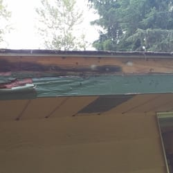 Photo Of Roofing Specialists Northwest   Mill Creek, WA, United States.  This Damage