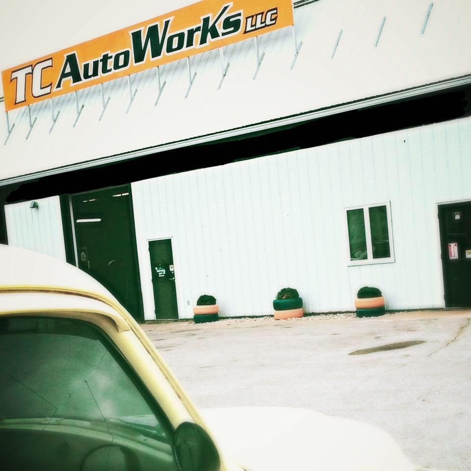 TC Autoworks: 1201 US Hwy 14 E, Richland Center, WI