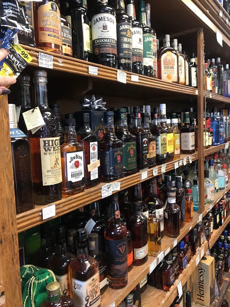 University Liquors