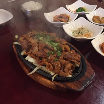 Photo Of Maroo Korean Bbq And Catering Tracy Ca United States Spicy