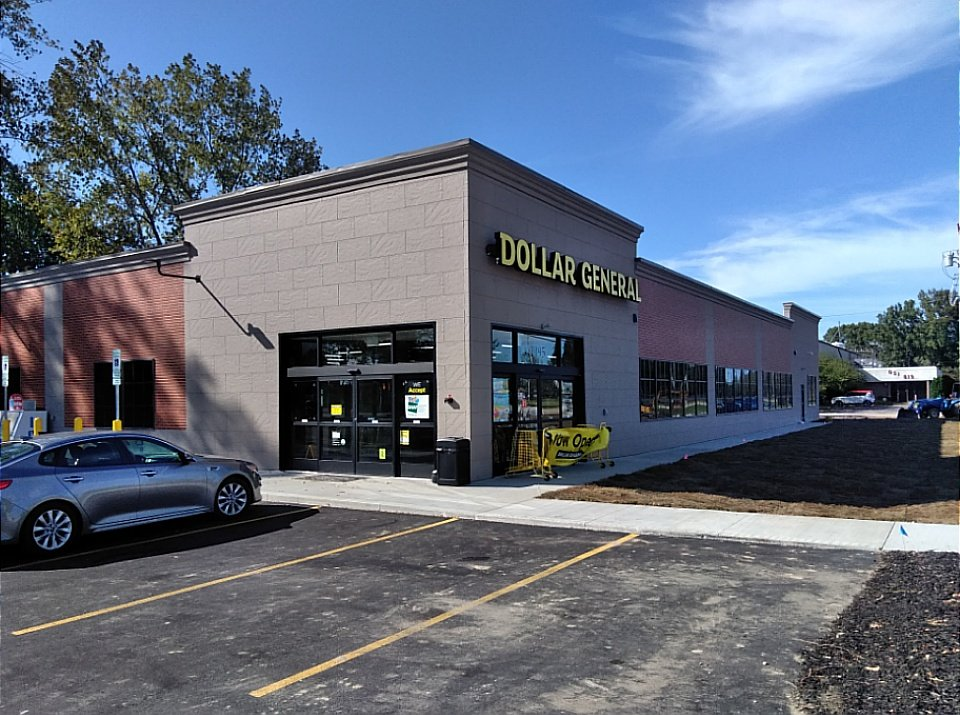Dollar General: 1095 E St, Fairport Harbor, OH