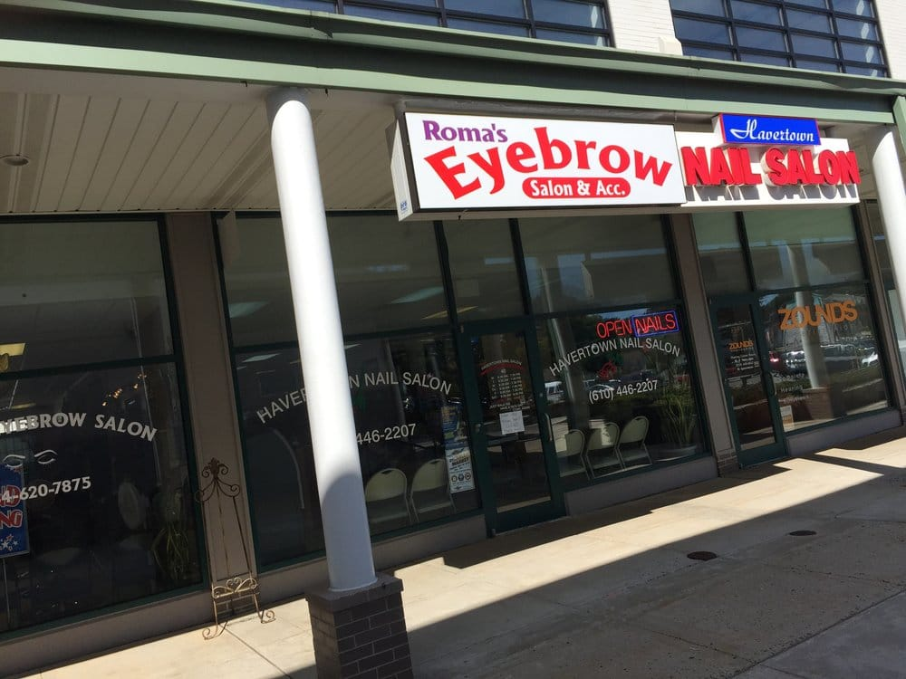 Romas Eyebrow Salon Accessories Eyebrow Services 351 W