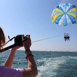 Photo Of Daytona Beach Parasail Fl United States