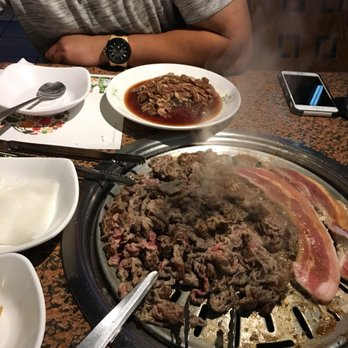 Bak Kung Korean Bbq Restaurant Menu