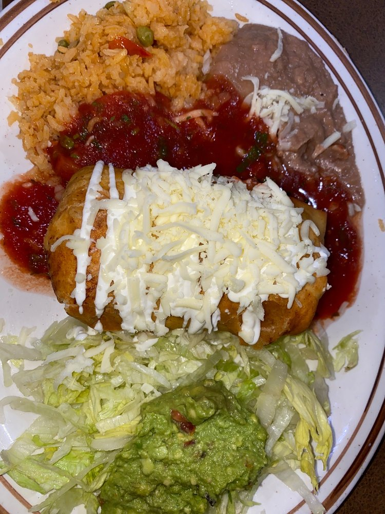 Food from Tanias Mexican Restaurant & Store
