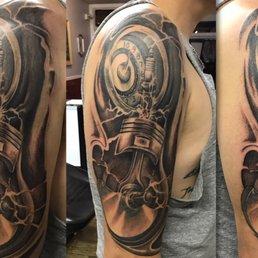 Frew Tattoo 18 Photos Tattoo 64 E Main St Bloomsburg Pa