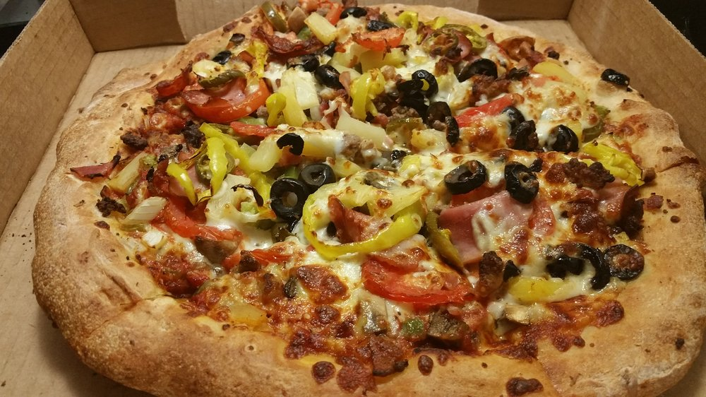 Five Star Pizza: 1045 Blanding Blvd, Orange Park, FL