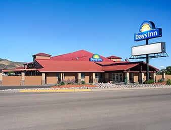 Days Inn by Wyndham Grants: 1504 East Santa Fe Avenue, Grants, NM